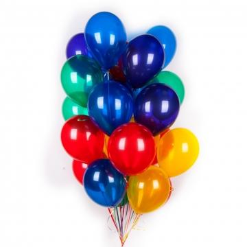 Гелиевые шары без надписи
