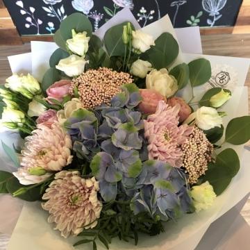 Букет цветов - микс №110