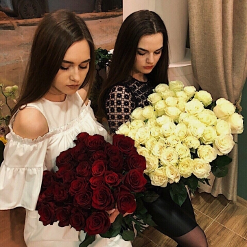 Букет №009 из 25 роз