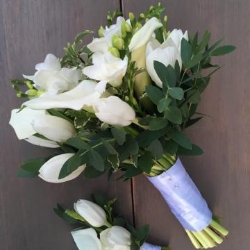 Свадебный букет невесты №209