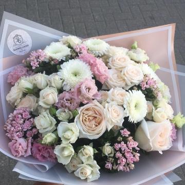 Букет цветов - микс №121