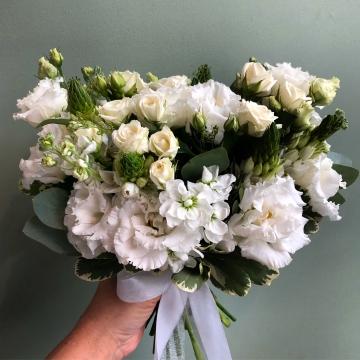 Свадебный букет невесты №212
